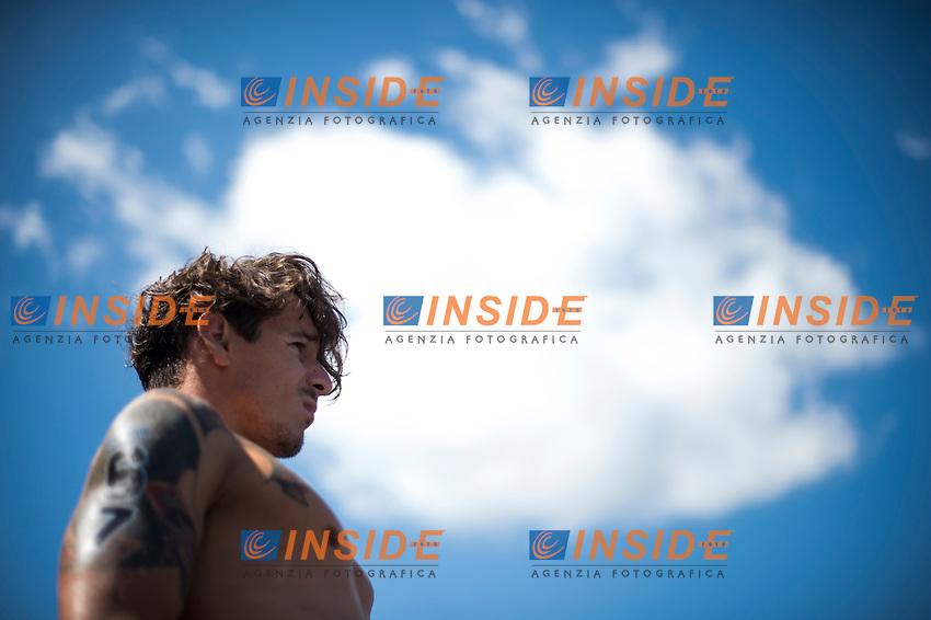 VANELLI Federico ITA<br /> Open Water - Men's 10km <br /> Day 04 27/07/2015<br /> XVI FINA World Championships Aquatics Swimming<br /> Kazan Tatarstan RUS July 24 - Aug. 9 2015 <br /> Photo Giorgio Perottino/Deepbluemedia/Insidefoto