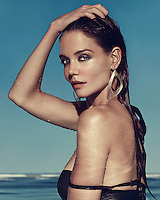 Katie Holmes Goes Topless For Brazilian Jeweler H. Stern