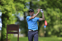 Eoin Sullivan (Carton House) during the final round of the Connacht Boys Amateur Championship, Oughterard Golf Club, Oughterard, Co. Galway, Ireland. 05/07/2019<br /> Picture: Golffile | Fran Caffrey<br /> <br /> <br /> All photo usage must carry mandatory copyright credit (© Golffile | Fran Caffrey)