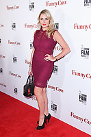 """Nancy Sorrell<br /> arriving for the London Film Festival 2017 screening of """"Funny Cow"""" at the Vue West End, Leicester Square, London<br /> <br /> <br /> ©Ash Knotek  D3327  09/10/2017"""