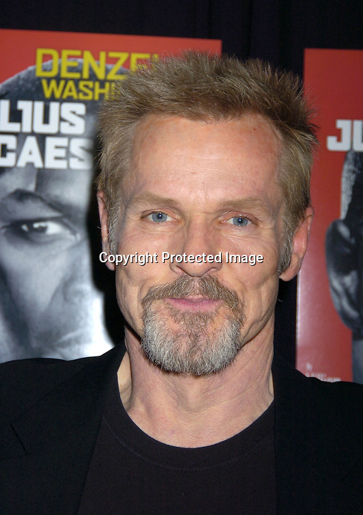 William Sadler ..at the Broadway Opening of Julius Caesar on April 3, 2005 at the Belasco Theatre and at Gotham Hall at the party. ..Photo by Robin Platzer, Twin Images