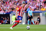 Victor Vitolo of Atletico de Madrid in action during the La Liga match between Atletico Madrid and Eibar at Wanda Metropolitano Stadium on May 20, 2018 in Madrid, Spain. Photo by Diego Souto / Power Sport Images