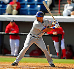 4 March 2009: New York Mets' outfielder Angel Pagan in action during a Spring Training game against the Washington Nationals at Space Coast Stadium in Viera, Florida. The Nationals rallied to defeat the Mets 6-4 . Mandatory Photo Credit: Ed Wolfstein Photo