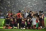 Independiente Santa Fe venció 0-1 (2-2, 3-4 en penales) a Deportes Tolima. Cuartos de final vuelta Liga Águila II-2018.