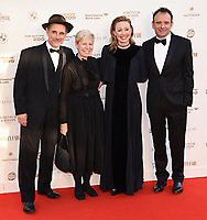 Claire van Kampen, Matthew Warchus, Sir Mark Rylance, Juliet Rylance at The Old Vic Bicentenary Ball held at The Old Vic, The Cut, Lambeth, London, England, UK on Sunday13 May 2018.<br /> CAP/MV<br /> &copy;Matilda Vee/Capital Pictures