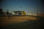 Gas station in Wazin