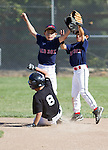 Los Altos Little League AAA championship game between the Rockies and the Red Sox, June 10, 2011 at Purissima Field #1.  Red Sox win 13-6.