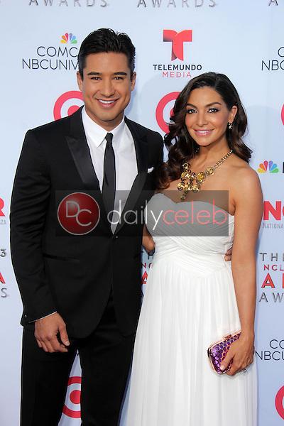 Mario Lopez, wife<br /> at the 2013 NCLR ALMA Awards Arrivals, Pasadena Civic Auditorium, Pasadena, CA 09-27-13<br /> David Edwards/Dailyceleb.com 818-249-4998