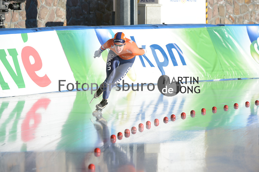 SPEED SKATING: COLLALBO: Arena Ritten, 11-01-2019, ISU European Speed Skating Championships, Ireen Wüst (NED), ©photo Martin de Jong