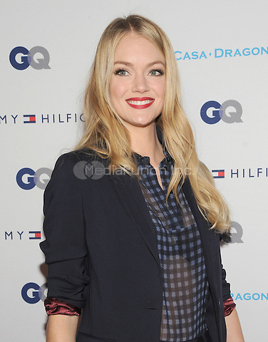 New York, NY- December 11 Lindsay Ellingson attends the Tommy Hilfiger and GQ event honoring The Men Of New York at the Tommy Hilfiger Flagship on December 11, 2014 in New York City. Credit: John Palmer/MediaPunch