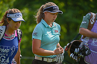 Brooke M. Henderson (CAN) heads down 2 during round 4 of the 2018 KPMG Women's PGA Championship, Kemper Lakes Golf Club, at Kildeer, Illinois, USA. 7/1/2018.<br /> Picture: Golffile | Ken Murray<br /> <br /> All photo usage must carry mandatory copyright credit (&copy; Golffile | Ken Murray)