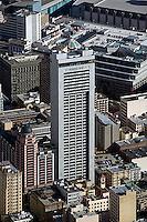 aerial photograph skyscraper Ellis and Taylor San Francisco