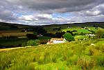 Farmhouse at Garrigill, near Alston, northern Pennines, Cumbria, England, UK