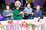 Halyna Agbaih, Cathy Troth, Conor Duignan and Mary McLoughlin at the coffee morning in Nutrifit in Tralee for Recovery Haven