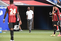 4th July 2020; Lyon, France; French League 1 friendly due to the Covid-19 pandemic forced league ending;  Patrick Vieira (coach of  nice)