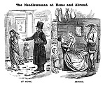 The Needlewoman at Home and Abroad. At Home. Abroad.