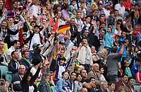FUSSBALL FIFA Confed Cup 2017 Vorrunde in Sotchi 19.06.2017  Australien - Deutschland  Fans im Fisht Stadion in Sotschi versuchen eine Laola zu starten