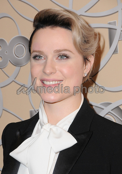 08 January 2017 - Beverly Hills, California - Evan Rachel Wood. HBO's Official 2017 Golden Globe Awards After Party held at the Beverly Hilton Hotel Photo Credit: Birdie Thompson/AdMedia