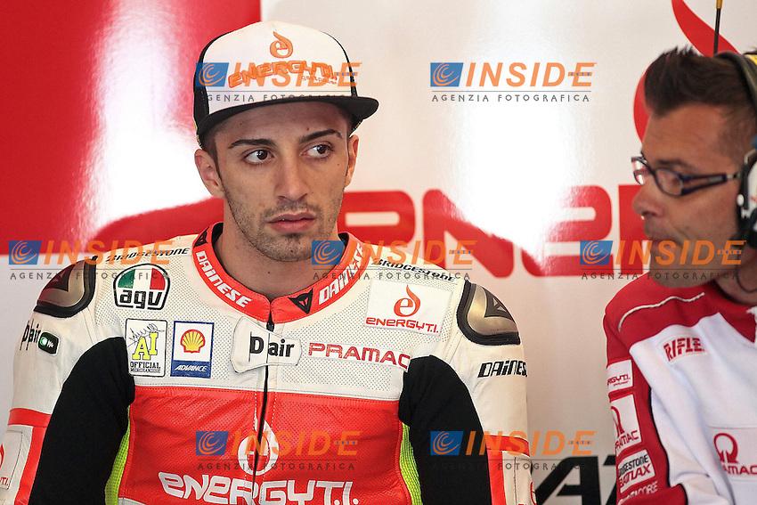 .19-04-2013 Austin (USA).Motogp world championship.in the picture: Andrea Iannone - Ducati Pramac team .Foto Semedia/Insidefoto.ITALY ONLY