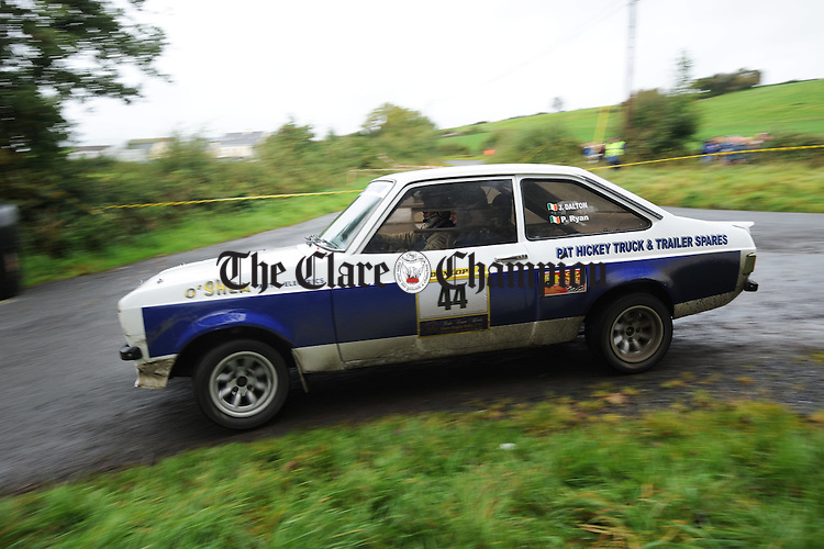 Clare Stages Rally 2010. Photograph by John Kelly.