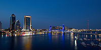 Jacksonville at Night