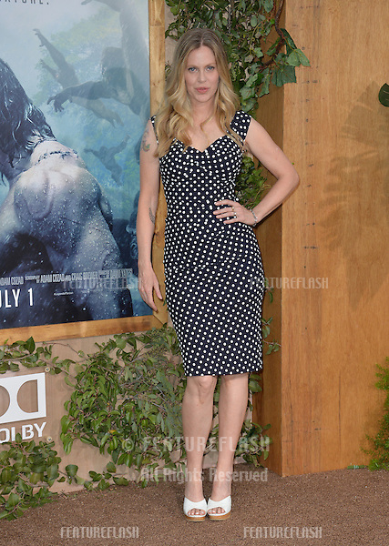 LOS ANGELES, CA. June 27, 2016: Actress Kristin Bauer van Straten at the world premiere of &quot;The Legend of Tarzan&quot; at the Dolby Theatre, Hollywood.<br /> Picture: Paul Smith / Featureflash