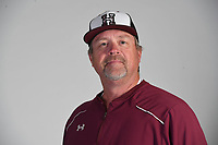 NWA Democrat-Gazette/J.T. WAMPLER Greg Harris of Huntsville. Coach of the Year