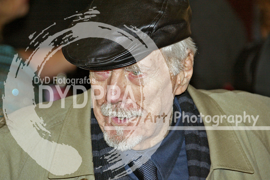 "Director Robert Altman at the Berlinale 2006, 56. Internationale Filmfestspiele Berlin / Berlin Film Festival, Premiere of ""A Prairie Home Companion"""