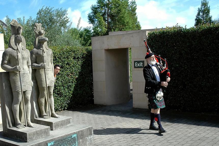 Piper, Hamilton Gardens 2005