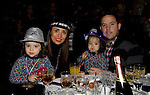 Pedro and Family - New Year's Eve 2016 and Times Square Ball Drop at The Copacabana, New York City, New York. (Photo by Sue Coflin/Max Photos)  suemax13@optonline.net