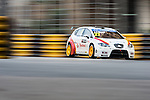 John Fillipi races the FIA WTCC during the 61st Macau Grand Prix on November 14, 2014 at Macau street circuit in Macau, China. Photo by Aitor Alcalde / Power Sport Images