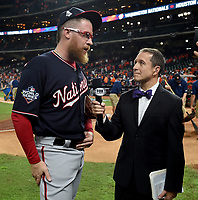 HOUSTON - OCTOBER 22: Ken Rosenthal at World Series Game 1: Washington Nationals at Houston Astros on Fox Sports at Minute Maid Park on October 22, 2019 in Houston, Texas. (Photo by Frank Micelotta/Fox Sports/PictureGroup)