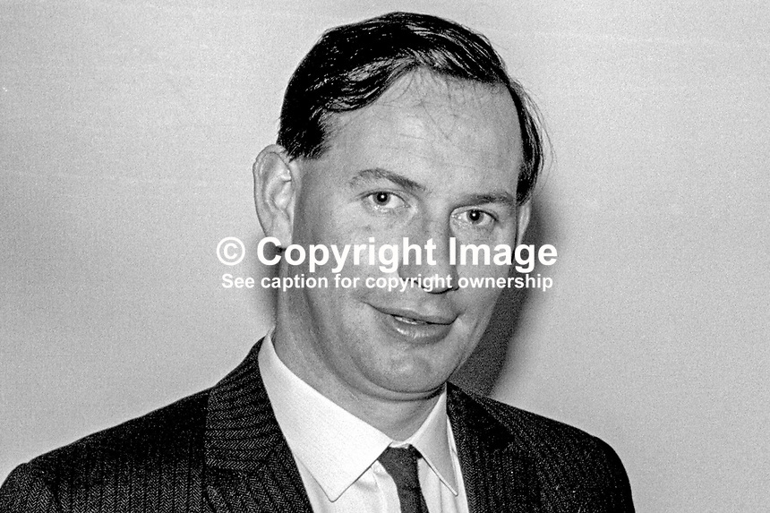 Jim Aiken, Belfast, N Ireland, UK, show business, promoter, concerts, gigs, 196600000073, 73/66.<br /> <br /> Copyright Image from Victor Patterson, 54 Dorchester Park, <br /> Belfast, UK, BT9 6RJ<br /> <br /> t1: +44 28 9066 1296 (from Rep of Ireland 048 9066 1296)<br /> t2: +44 28 9002 2446 (from Rep of Ireland 048 9002 2446)<br /> m: +44 7802 353836<br /> <br /> e1: victorpatterson@me.com<br /> e2: victorpatterson@gmail.com<br /> www.victorpatterson.com<br /> <br /> Please see my Terms and Conditions of Use at www.victorpatterson.com. It is IMPORTANT that you familiarise yourself with them.<br /> <br /> Images used on the Internet must be visibly watermarked i.e. &copy; Victor Patterson<br /> within the body of the image and copyright metadata must not be deleted. Images <br /> used on the Internet have a size restriction of 4kbs and will be chargeable at current<br />  NUJ rates unless agreed otherwise.<br /> <br /> This image is only available for the use of the download recipient i.e. television station, newspaper, magazine, book publisher, etc, and must not be passed on to any third <br /> party. It is also downloaded on condition that each and every usage is notified within 7 days to victorpatterson@me.com<br /> <br /> The right of Victor Patterson to be identified as the author is asserted in accordance with The Copyright Designs And Patents Act (1988).