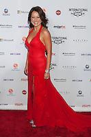 NEW YORK, NY - NOVEMBER 19: Sidse Babett Knudsen at the 40th International Emmy Awards in New York. November 19, 2012. © Diego Corredor/MediaPunch Inc. /NortePhoto