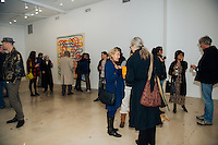 LAM Gallery Presents Monique Prieto: Hat Dance (Photo by Tiffany Chien/Guest of a Guest)