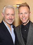Scott Frankel and Justin Paul attends New York Theatre Workshop's 2017 Spring Gala at the Edison Ballroom on May 15, 2017 in New York City.
