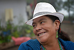 Arcadia Ventura lives in San Jose la Frontera, a small Mam-speaking Maya village in Comitancillo, Guatemala.