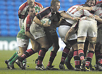 Reading, GREAT BRITAIN, during the third round Heineken Cup game, London Irish vs Ulster Rugby, at the Madejski Stadium, Reading ENGLAND, Sa, t 09.12.2006. [Photo Peter Spurrier/Intersport Images]..