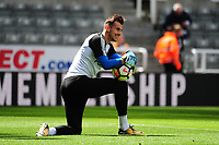 Martin Dubravka of Newcastle United during Newcastle United vs Chelsea, Premier League Football at St. James' Park on 13th May 2018