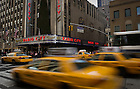 Nov. 20, 2010; Radio City Music Hall, New York City...Photo by Matt Cashore/University of Notre Dame