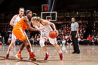 Stanford, CA - Saturday December 16, 2015: Brittany McPhee during the Stanford vs Tennessee basketball game Wednesday night at Maples.<br /> <br /> The Cardinal defeated the Volunteers 69-55.<br /> .