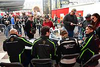 #46 EBIMOTORS (ITA) LAMBORGHINI HURACAN GT3 GTD EMANUELE BUSNELLI (ITA) FABIO BABINI (ITA) TAYLOR PROTO (USA) GIACOMO ALTOE (ITA)