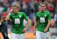 Fussball Bundesliga 2012/13: Hannover 96 - Werder Bremen
