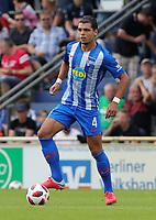 Karim Rekik      <br /> / Sport / Football / pre season friendly Bundesliga  DFL /  2018/2019 / 15.08.2018 / Hertha BSC Berlin vs. Hscher FC Chemie HFC / DFL regulations prohibit any use of photographs as image sequences and/or quasi-video. /<br />       <br />    <br />  *** Local Caption *** &copy; pixathlon