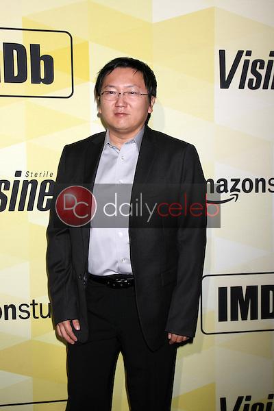 Masi Oka<br /> at the IMDb 25th Anniversary Party, Sunset Tower, West Hollywood, CA 10-15-15<br /> David Edwards/DailyCeleb.com 818-249-4998