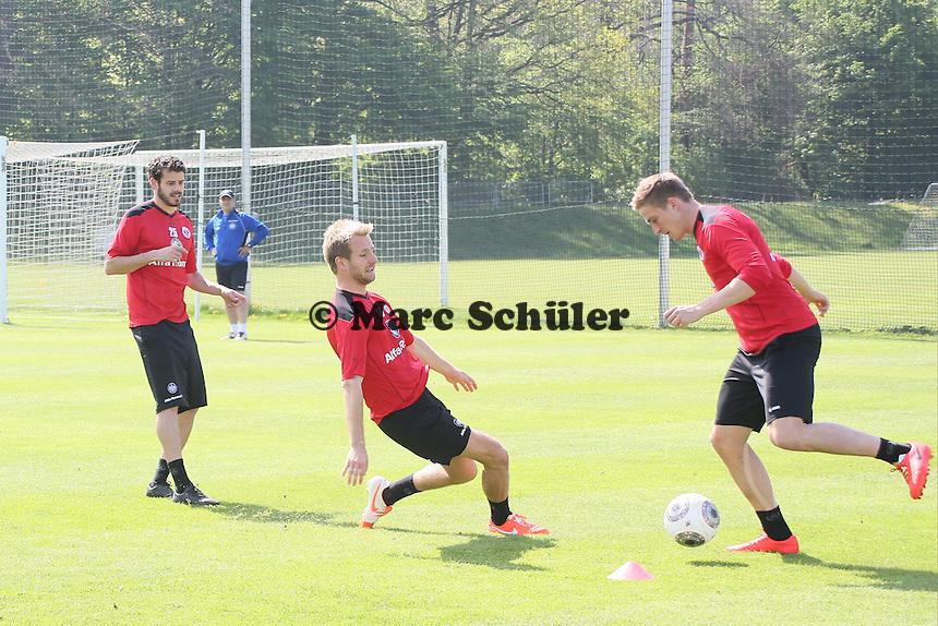 - Eintracht Frankfurt Training, Commerzbank Arena