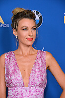 Natalie Zea at the 70th Annual Directors Guild Awards at the Beverly Hilton Hotel, Beverly Hills, USA 03 Feb. 2018<br /> Picture: Paul Smith/Featureflash/SilverHub 0208 004 5359 sales@silverhubmedia.com
