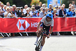 John Archibald (GBR) in action during the Men Elite Individual Time Trial of the UCI World Championships 2019 running 54km from Northallerton to Harrogate, England. 25th September 2019.<br /> Picture: Eoin Clarke | Cyclefile<br /> <br /> All photos usage must carry mandatory copyright credit (© Cyclefile | Eoin Clarke)