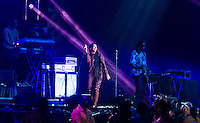Solange performs at the 2013 Essence  Festival in New Orleans, LA on July 6, 2013.  © HIGH ISO Music, LLC / Retna, Ltd.