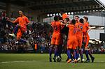 170518 U17 England v Netherlands